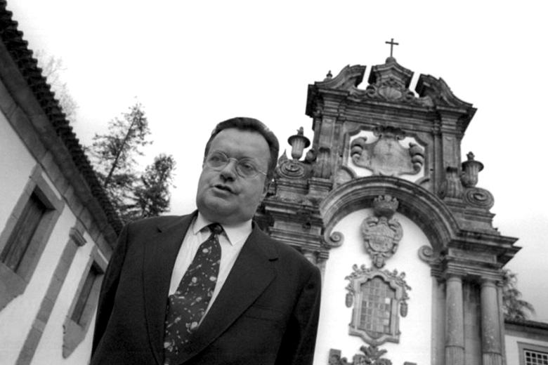 Luís Filipe Castro Mendes já foi embaixador de Portugal em Budapeste e Nova Deli