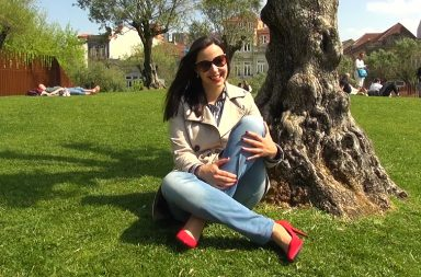 A fadista portuense Madur esteve à conversa com o JPN sobre o novo trabalho