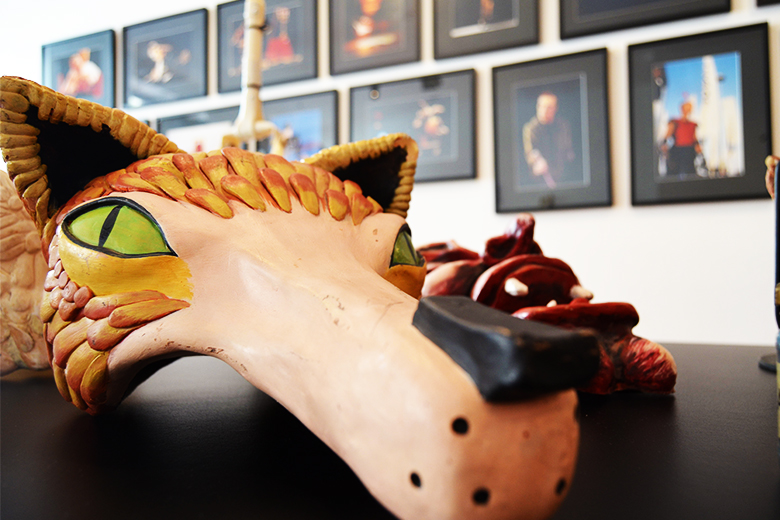O Museu era o grande sonho do fundador do Teatro de Marionetas do Porto, João Paulo Seara Cardoso