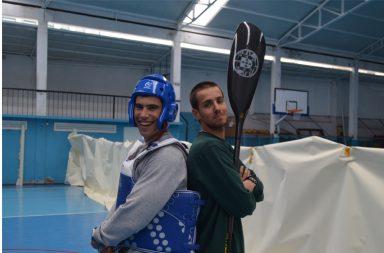 Fernando Pimenta e Rui Bragança estão confirmados para os Jogos Olímpicos no Rio de Janeiro
