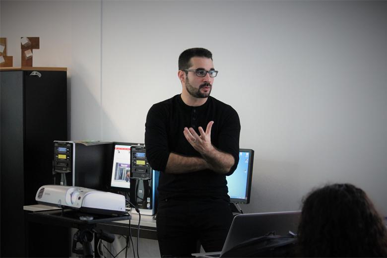 O Editor por um Dia desta quinta-feira foi Paulo Nuno Vicente, da FCSH da Universidade Nova de Lisboa