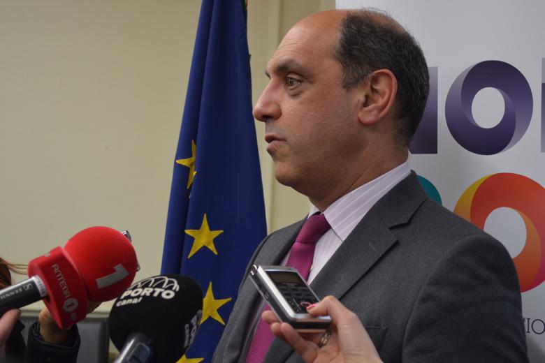 Manuel Pizarro acredita numa reprogramação das verbas disponíveis para a região Norte