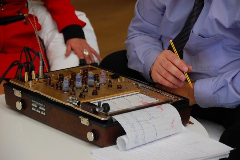 O teste do polígrafo já existe desde 1921 e permite comprovar factos