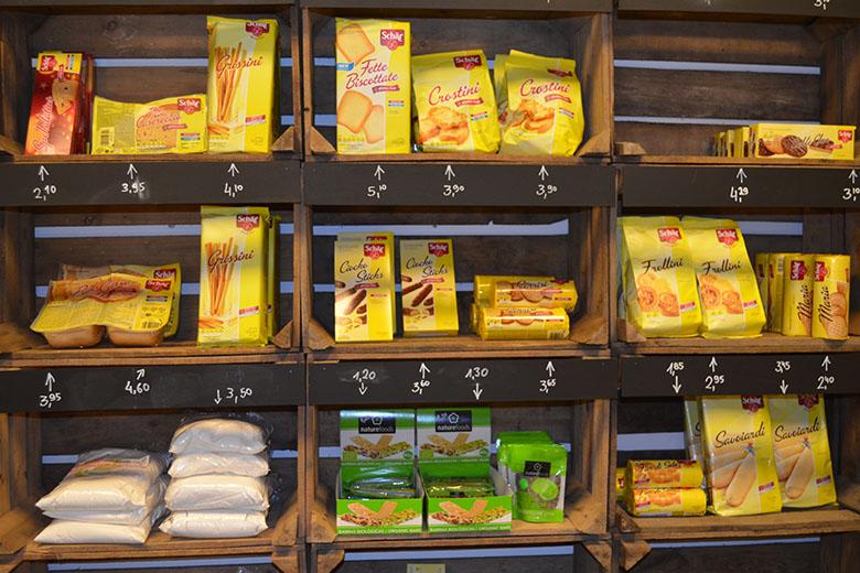 Os produtos sem glutén ajudam à redução da condição do autismo