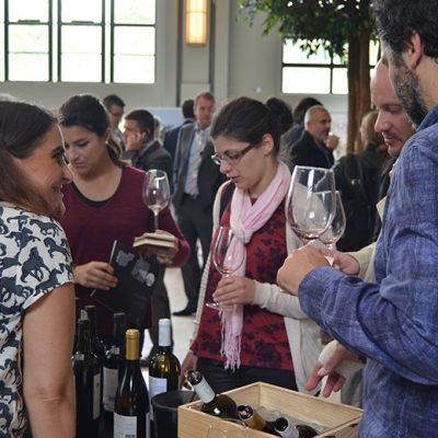 Apresentação do grupo D'Uva Portugal Wine Girls