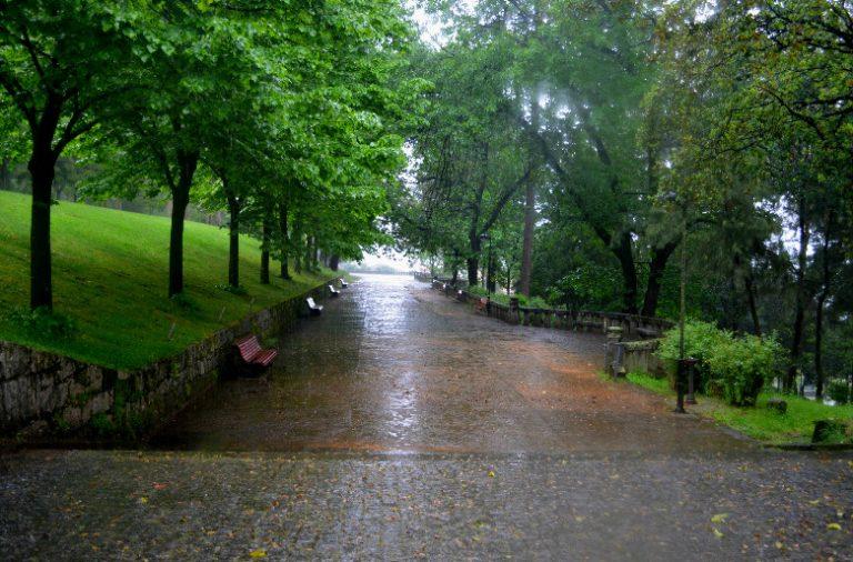 O Parque de São Roque foi o local escolhido para instalar o quarto percurso permanente de orientação da cidade do Porto.