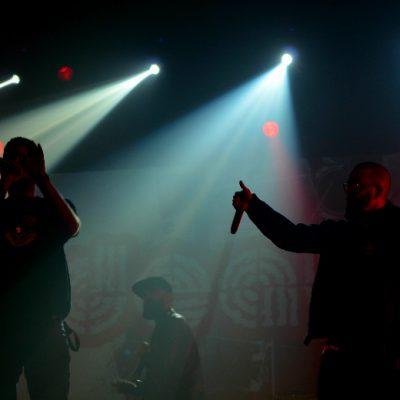 O grupo de 1996 nunca parou em palco