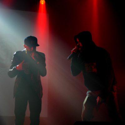A química e cumplicidade entre os membros da banda era visível