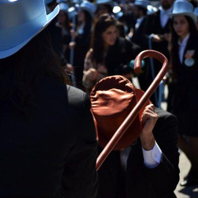 As bengaladas aos finalistas são um gesto simbólico entre amigos