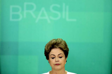 Dilma Rousseff foi na manhã desta quinta-feira afastada temporariamente da presidência da república brasileira
