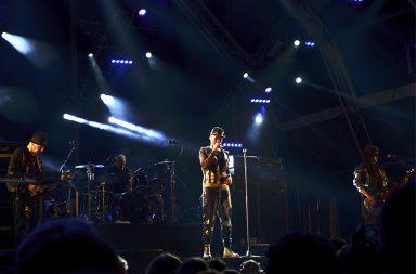 Os Skunk Anansie abriram os concertos da semana da Queima das Fitas 2016