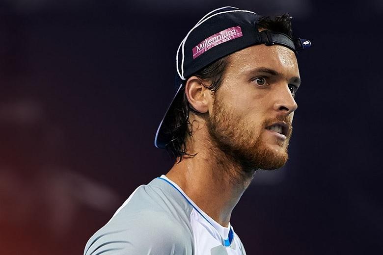 João Sousa perdeu nas meias-finais do Masters 1000 Madrid frente a Rafael Nadal