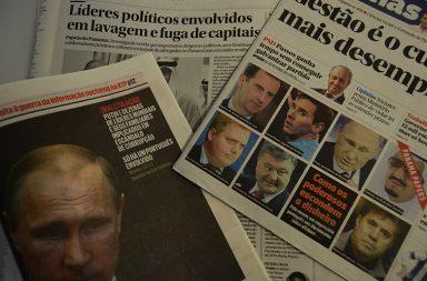 O caso Panama Papers é exemplo mais recente da cooperação entre o jornalismo e a tecnologia