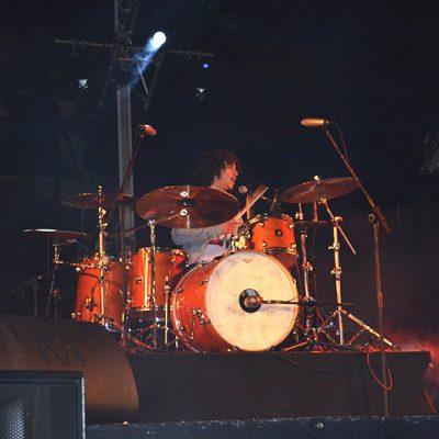 Samuel foi o responsável por definir o ritmo da banda
