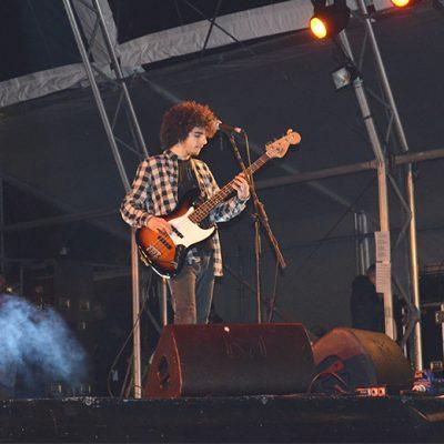 João Monteiro foi outro dos baixistas