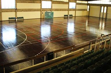 Depois de cinco meses de obras, os pavilhões do Estádio Universitário do Porto reabrem na próxima segunda-feira