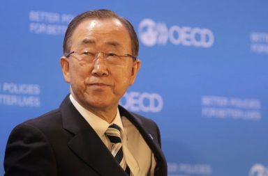 O mandato de Ban Ki-moon como Secretário-Geral da ONU durou 10 anos.