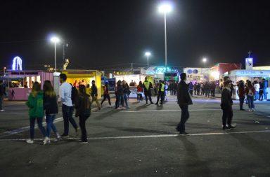 Ao todo são mais de 100 as barraquinhas que preenchem o recinto do Queimódromo