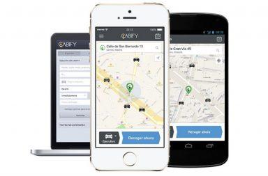 A Cabify é uma empresa de transporte de passageiros que só chega a Lisboa dia 11, mas já causa descontentamento entre os taxistas