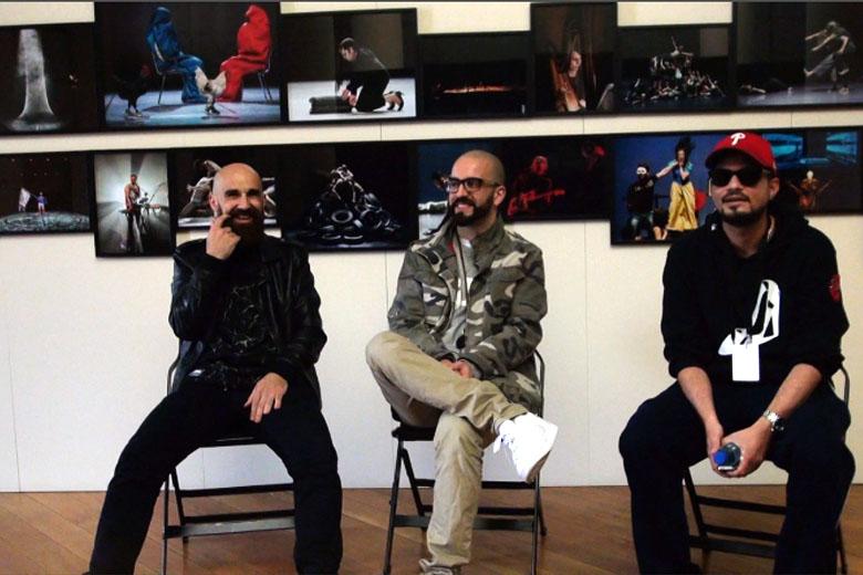 A banda de Fuse, Mundo Secreto, Expeão, Maze e DJ Guze esteve à conversa com o JPN.