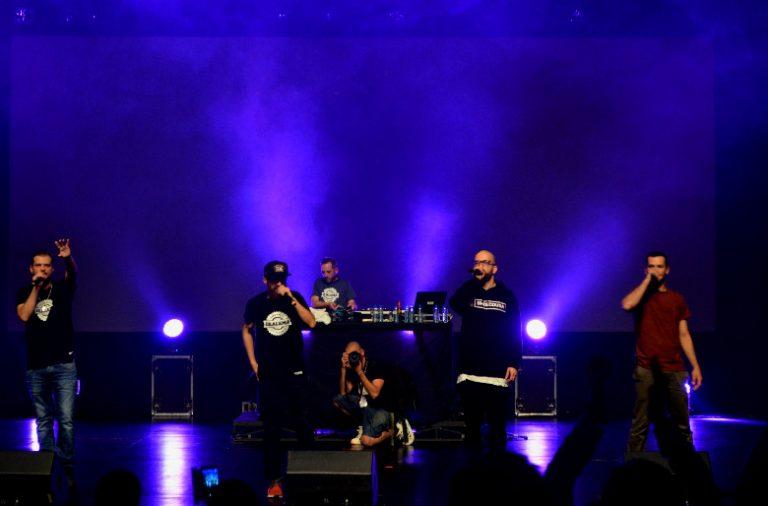 Os Dealema fizeram o público vibrar, ao relembrar o albúm homónimo, de 2003, na quarta-feira, no palco do Rivoli.