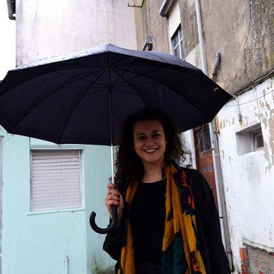 Maria Abreu é finalista do mestrado integrado em arquitetura da FAUP e ganhou uma Menção Honrosa das Nações Unidas pelo projeto de reabilitação da ilha