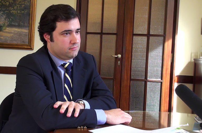 Manuel Aranha, responsável pelo pelouro do turismo, acredita que o setor vai continuar a crescer