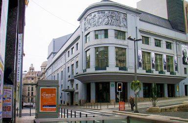 O Rivoli é, a par do Teatro do Campo Alegre, um dos pólos do Teatro Municipal do Porto