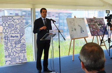 Rui Moreira afirma que as demolições do bairro do Aleixo só vão ser feitas no próximo mandado