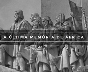 A última memória de África