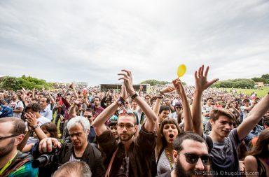 O Primavera Sound abriu as portas esta quinta-feira. Foto: NOS Primavera Sound/Hugo Lima