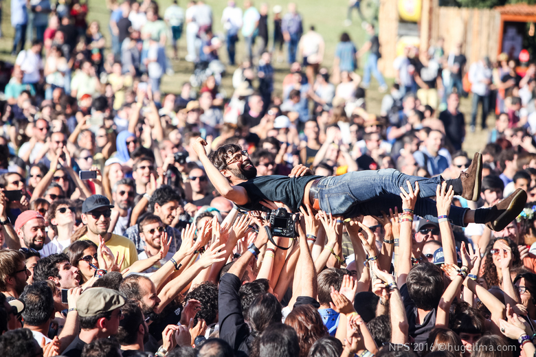 80 mil pessoas passaram este ano pelo Primavera Sound.