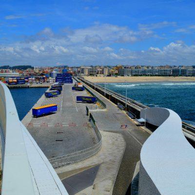 O Terminal de Cruzeiros do Porto de Leixões vai estar de portas abertas nos dias 18 e 19 de junho