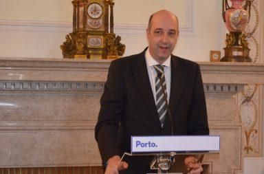 Arrancam hoje às 24 horas de metro, na cidade do Porto.