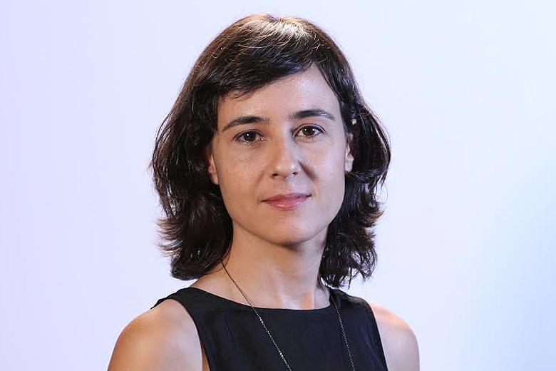 Catarina Santos conquistou o Prémio Gazeta Multimédia 2015.