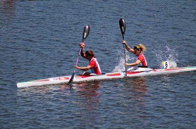 Os atletas portugueses somaram oito medalhas no Mundial Universitário de Canoagem.