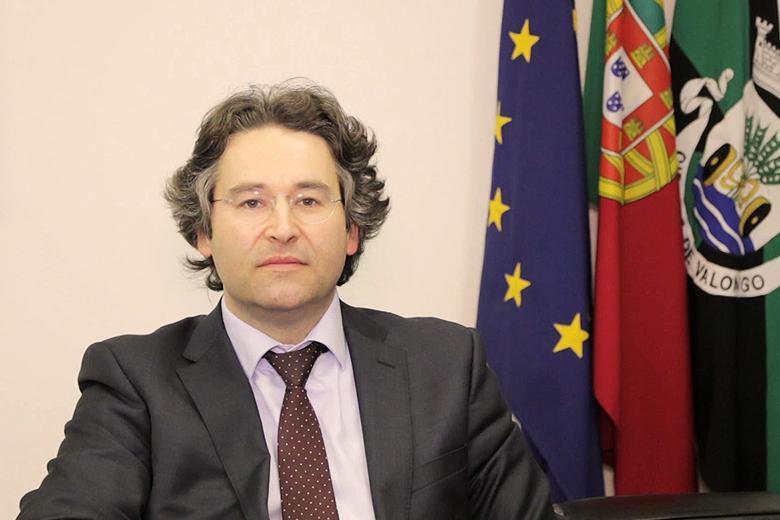 José Manuel Ribeiro é presidente da Câmara de Valongo.