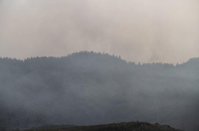 Dia difícil no combate aos incêndios sobretudo no Norte do país.