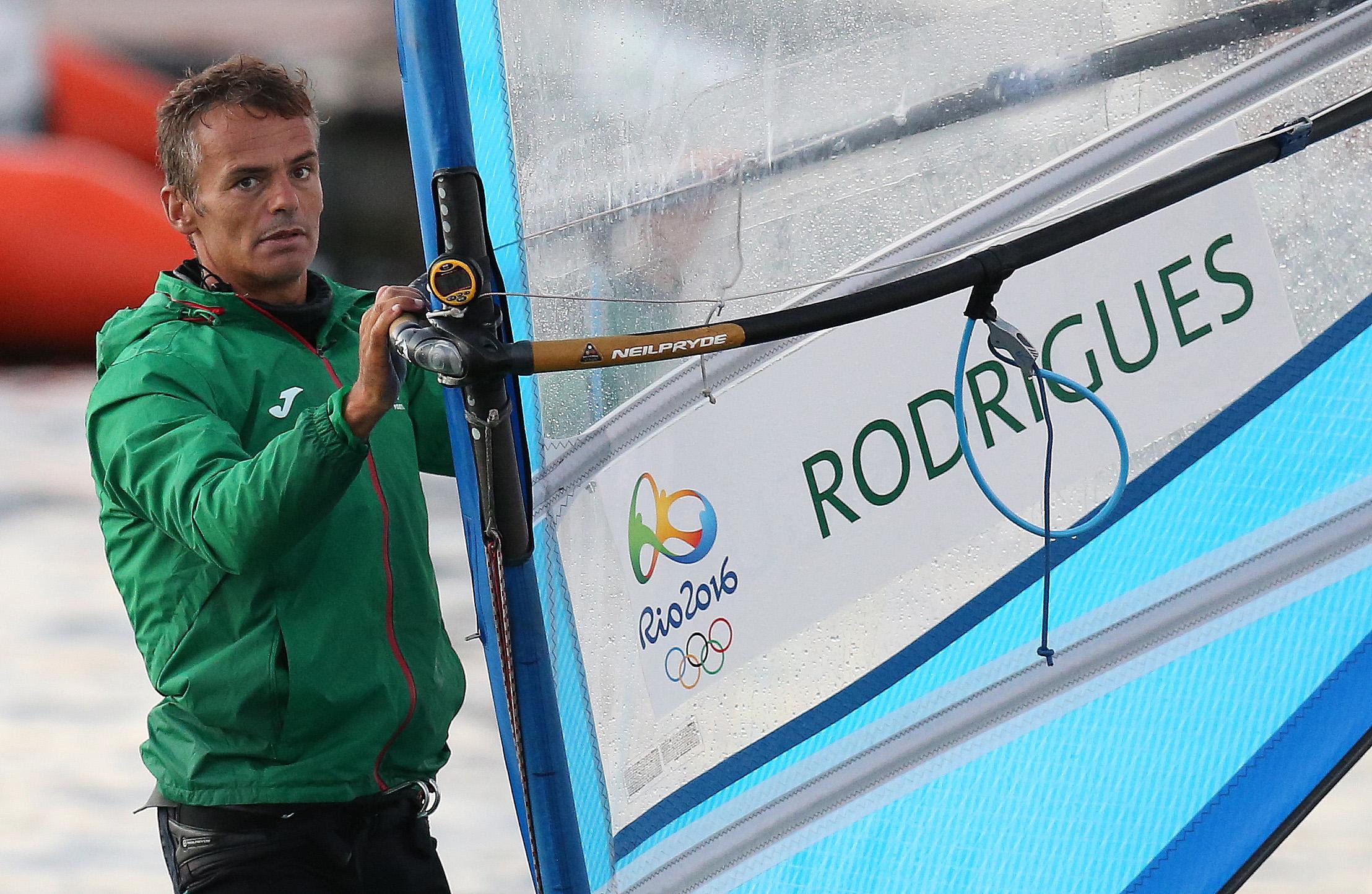 João Rodrigues participou em seis edições dos Jogos Olímpicos.
