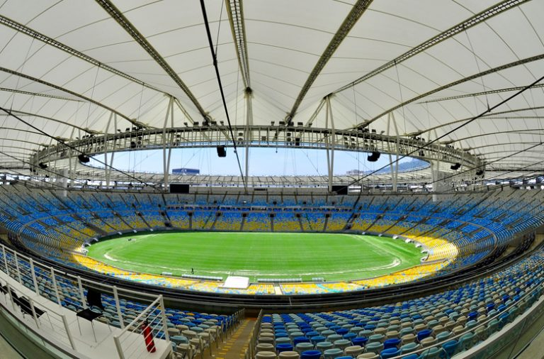 80 mil pessoas são esperadas esta sexta-feira no Estádio Maracanã para assistir à cerimónia de abertura do Rio 2016.