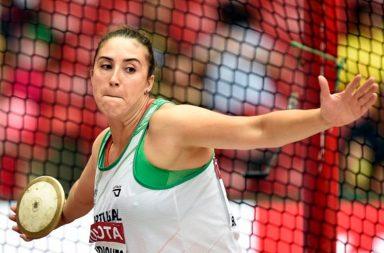 Irina Rodrigues ia para a segunda participação olímpica depois do 32º lugar em Londres2012.