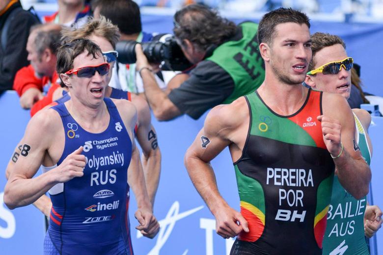 João Pereira estava na 16ª posição quando começou o último segmento da prova. Terminou em 5º lugar.