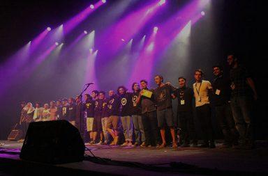 Lodo, WACK, Jimmy P, Diabo na Cruz e Fernando Alvim deram música no Coliseu do Porto.