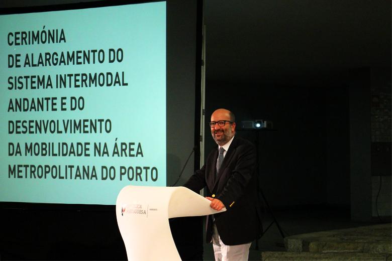 """Matos Fernandes considera que a criação de uma """"conta de mobilidade"""" será uma revolução."""