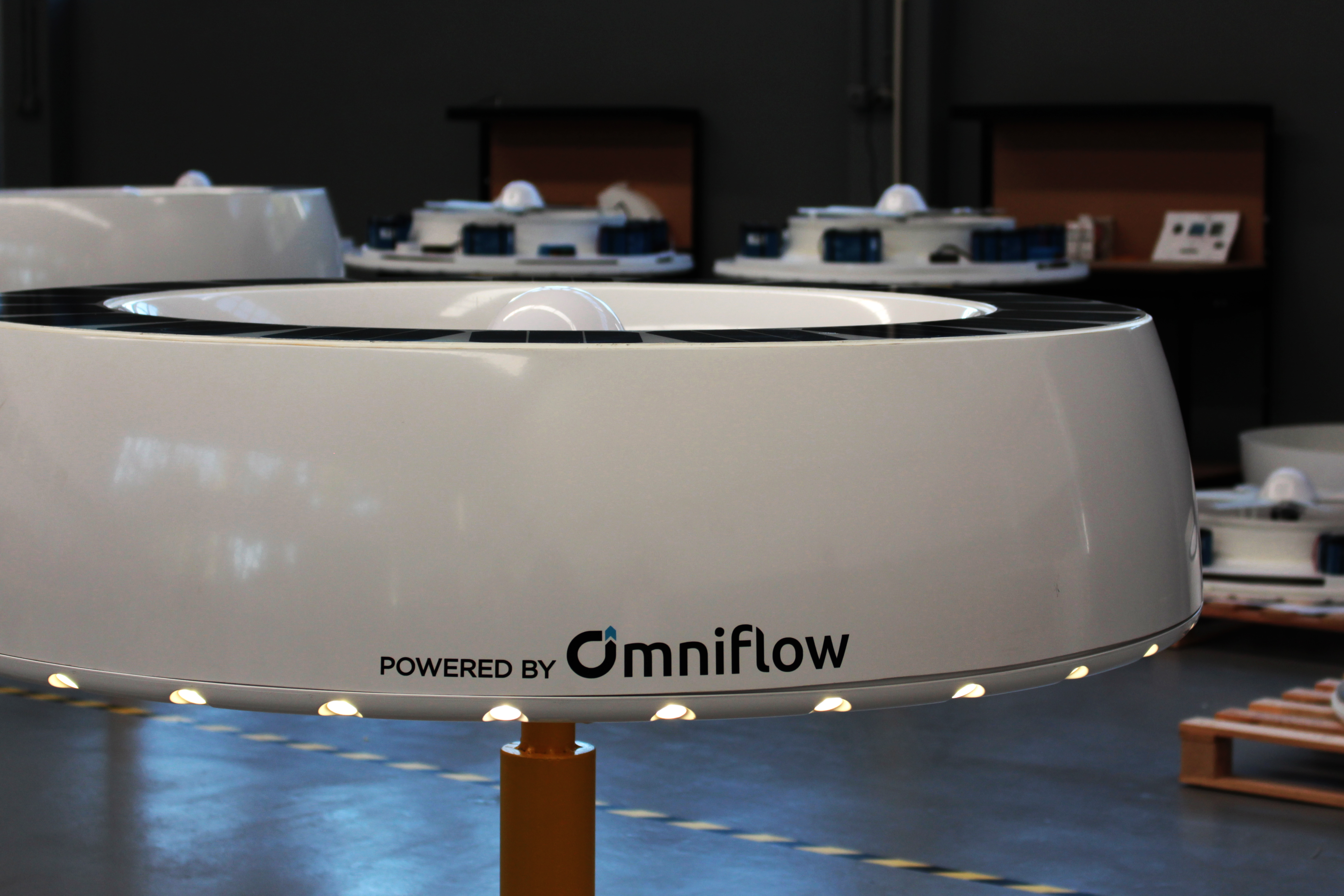 Vão ser instalados dez dispositivos da Omnifllow no Polo da Asprela.