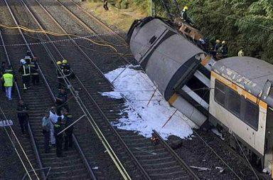 Além das quatro vítimas mortais, há mais de 40 feridos entre os passageiros.