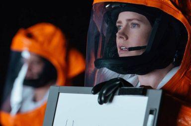 """Amy Adams é a protagonista de """"Arrival"""", o novo filme de Villeneuve."""