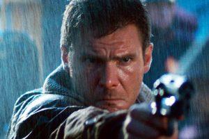 """Harrison Ford em """"Blade Runner"""""""