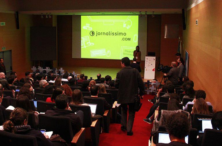 """O """"Jornalíssimo"""" está online desde março de 2015."""
