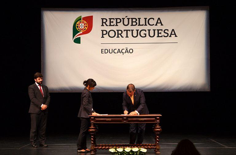 Foram assinados 26 protocolos entre o ministério e as autarquias.